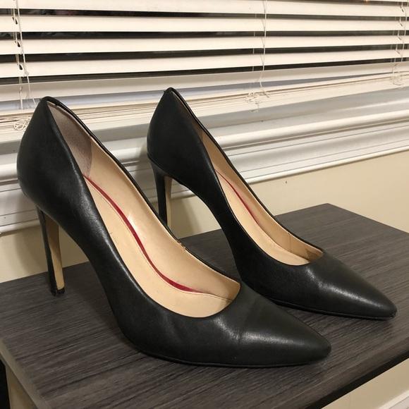 Banana Republic Shoes   Black Heels